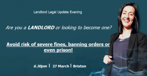 landlord in Brixton