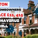 Brixton OAP Homeowners to Face £31,016 Coronavirus Tax Bill